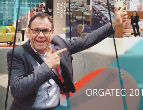 ORGATEC 2018 – Tomorrows Office from Fresh Eyes
